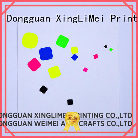 colored sticker color XingLiMei Brand custom fake tattoos that look real factory