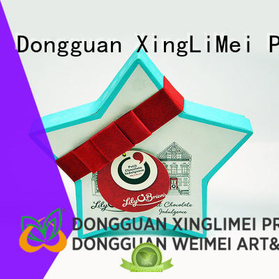 XingLiMei drawer packaging printing for parties for family