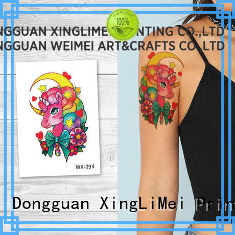 XingLiMei sexy temporary tattoos for adult for wedding