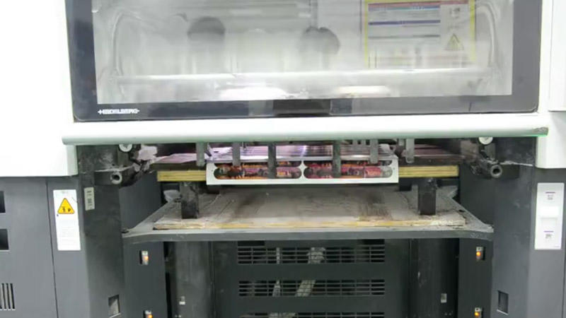 How to make full color printing | Video