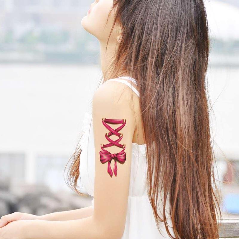 Butterfly Temporary Perfume Tattoo Sticker