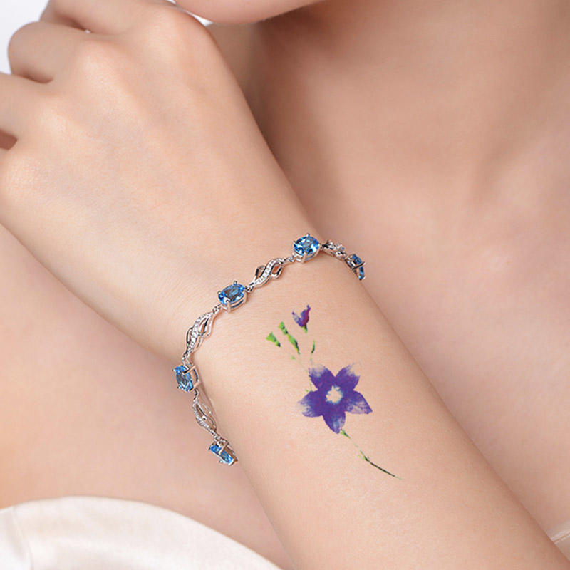 Butterfly Temporary Perfume Tattoo Sticker