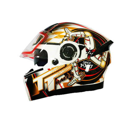 High Quality Custom Water Transfer Decals For Helmet