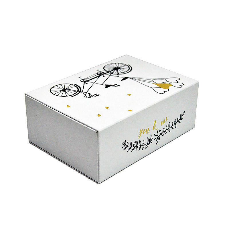 Luxury Custom Logo Hot Stamping Drawer Gift Boxes