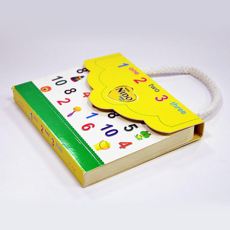 Luxury Hardcover Kids Funny Number Books