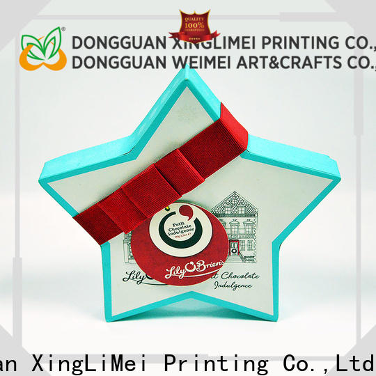 XingLiMei gift packaging printing festival for gift