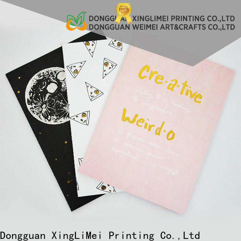 XingLiMei printing professional brochure printing for thought for school