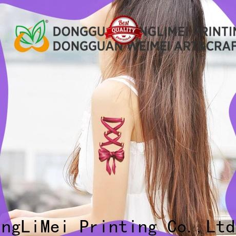 XingLiMei be neon tattoo online for wedding