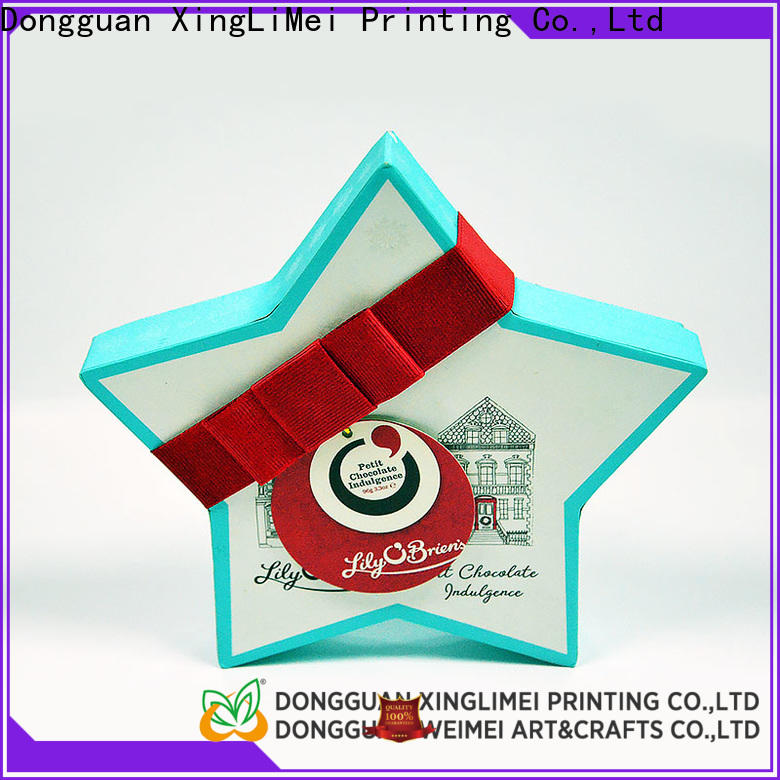 XingLiMei boxes packaging printing for parties for party