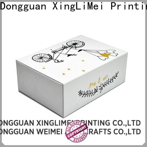 Customized packaging printing logo festival for gift