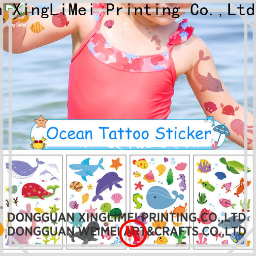fake art temporary tattoos color factory price for beauty