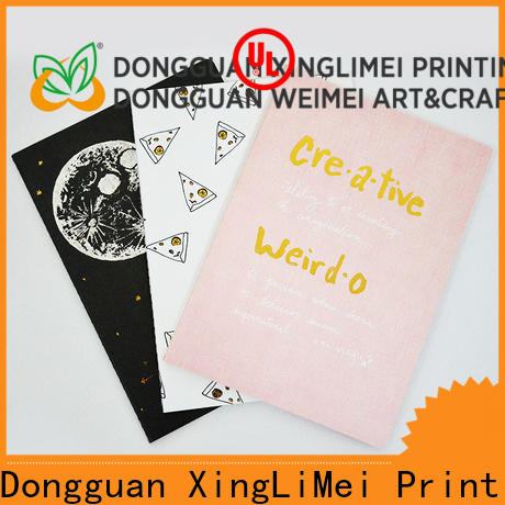 customized hardcover book printing kids notes for family