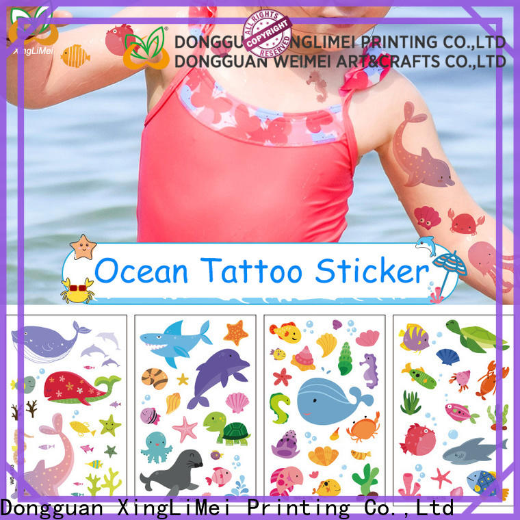 XingLiMei full sexy temporary tattoos prices for decorative