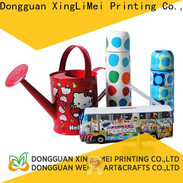 XingLiMei decorative custom waterslide decals maker for bedroom