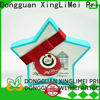 XingLiMei drawer custom packaging boxes for parties for family
