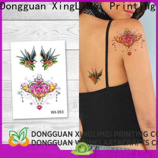 full color transfer tattoos wx178 for adult for beauty