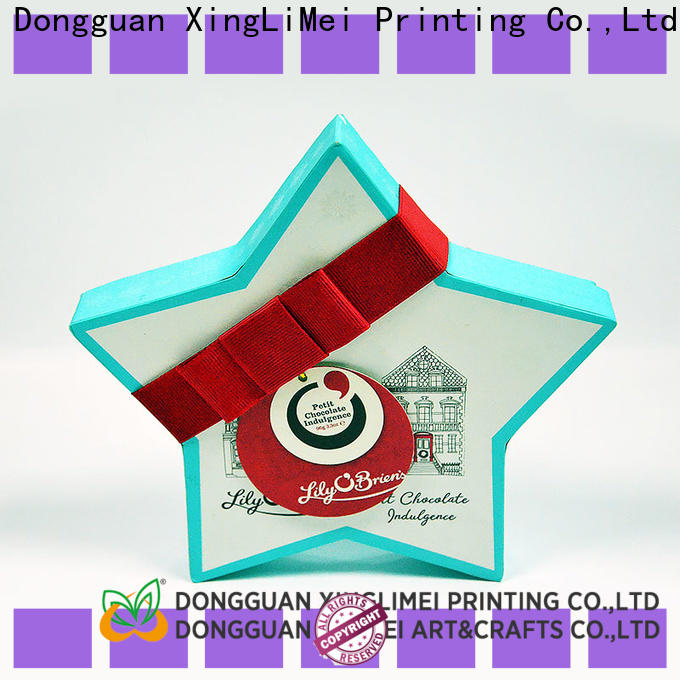 XingLiMei Customized custom packaging boxes for weddings for wedding