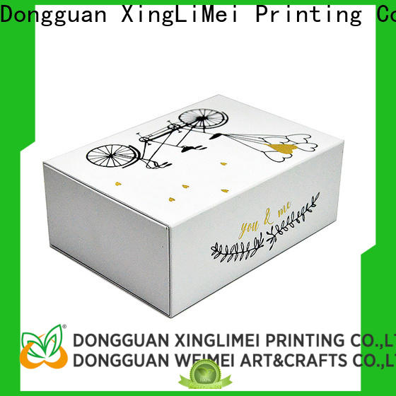 XingLiMei logo packaging printing supplier for wedding
