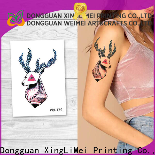 XingLiMei sexy transfer tattoos for adult for wedding