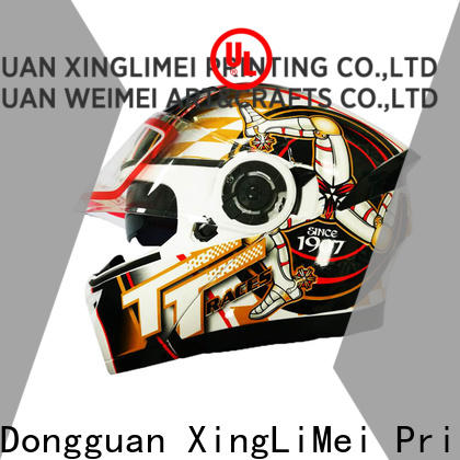 XingLiMei decorative waterslide decal transfers maker for decorated