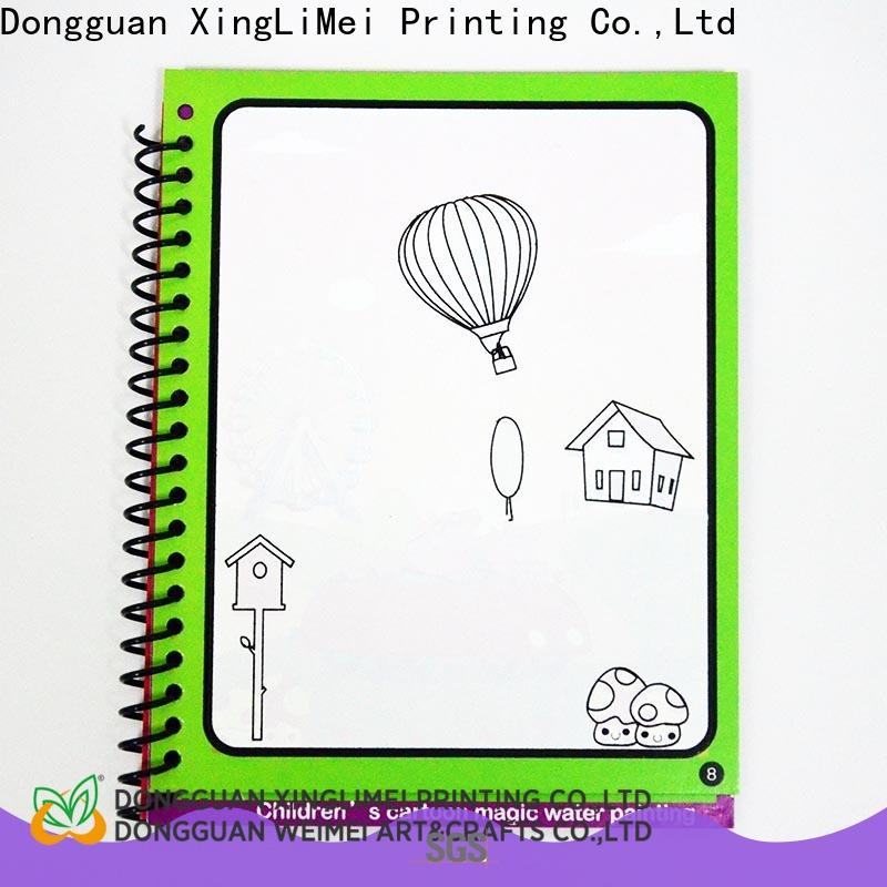 modern publishing water coloring books educational wholesale for school