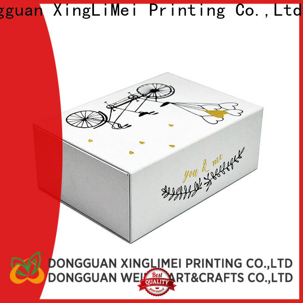 XingLiMei high quality custom packaging boxes supplier for family