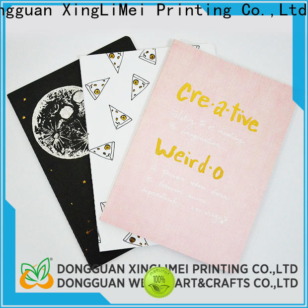 XingLiMei number notebook printing for thought for meeting
