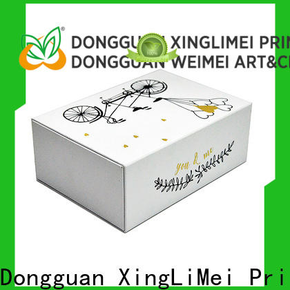 XingLiMei customized packaging printing supplier for family