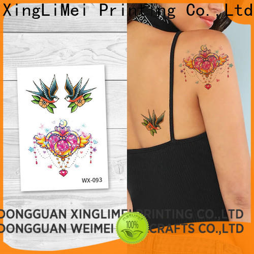 wrist best temporary tattoos wx178 factory price for wedding