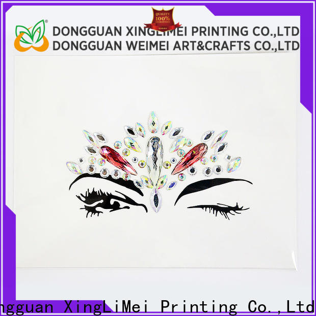personal printable stickers rhinestones wholesale for bumper