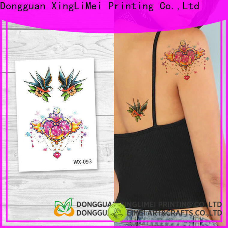 XingLiMei wx178 sexy temporary tattoos prices for wedding