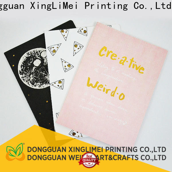 XingLiMei quality books printing for thought for school
