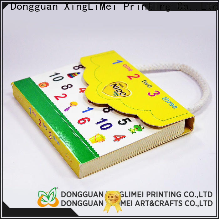XingLiMei Notebook professional book printing notes for family