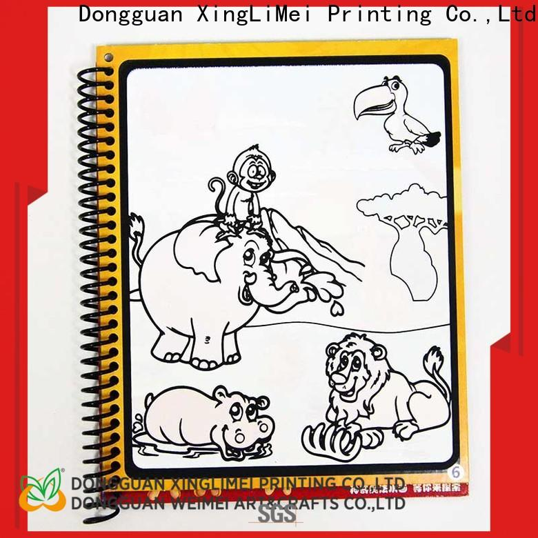 XingLiMei books magic water coloring book manufacturers for family