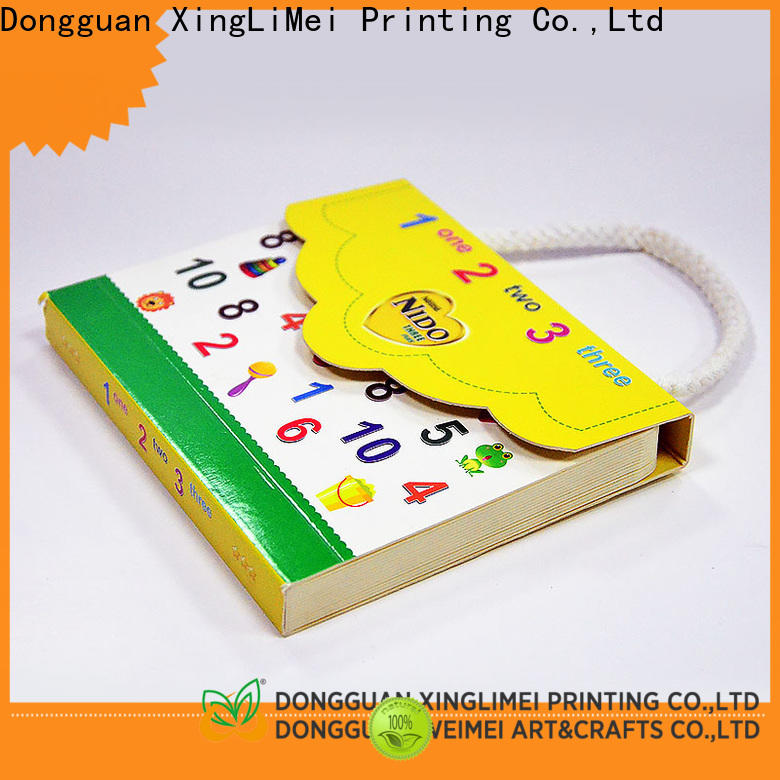 XingLiMei funny notebook printing shipped to business for meeting