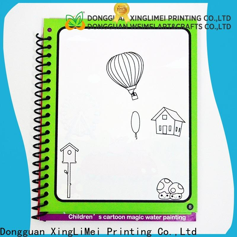 XingLiMei Custom water safety coloring book company for parent-child