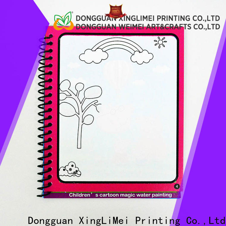 XingLiMei Best magic water colouring book manufacturers for parent-child