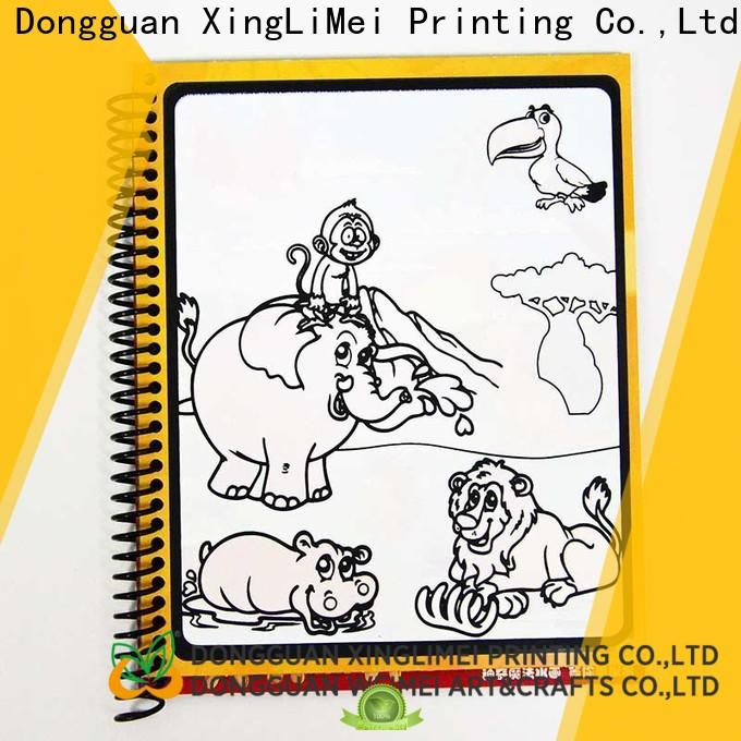 High-quality water coloring books childrens factory for school