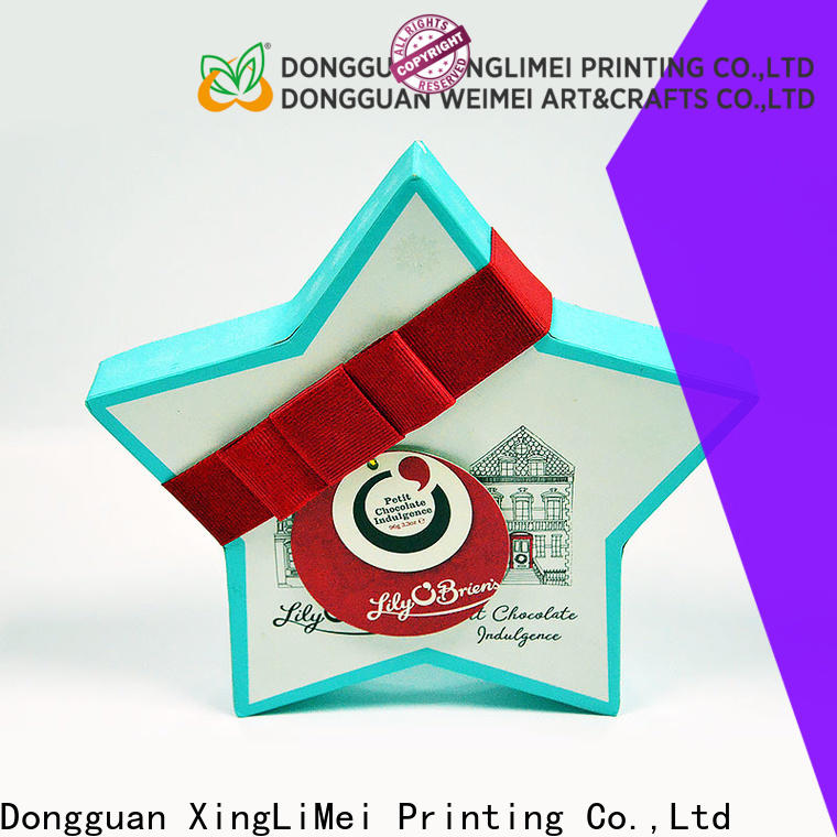 Wholesale customized gift box gift company for friends