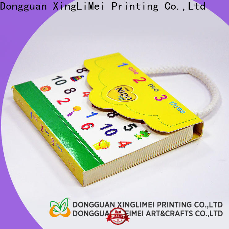 XingLiMei printing notebook printing shipped to business for work