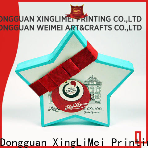 XingLiMei box custom printed boxes factory for friends