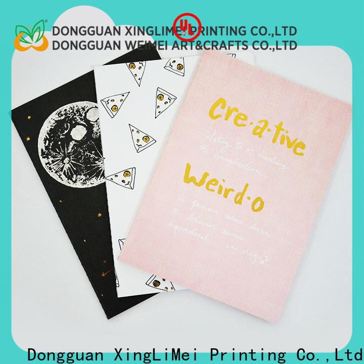 XingLiMei funny notebook printing manufacturers for meeting