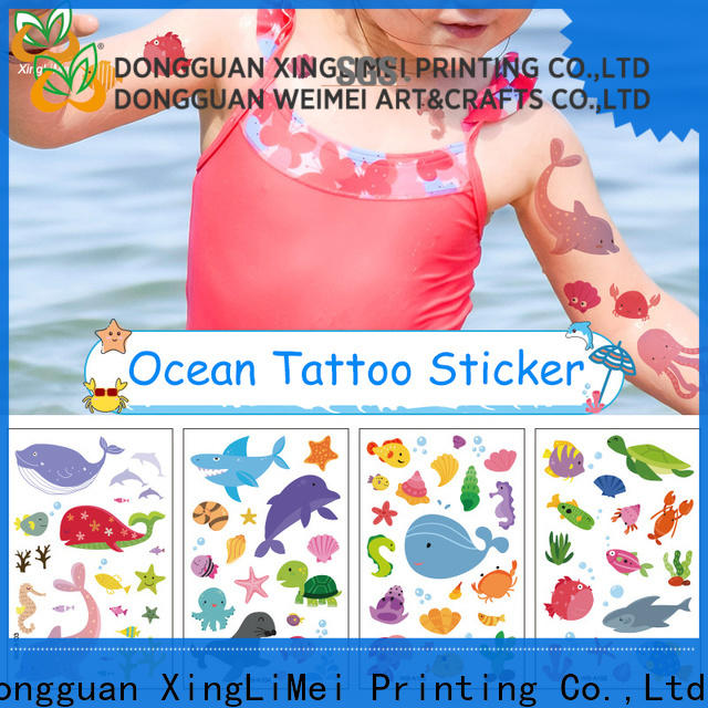 XingLiMei New non-toxic temporary tattoos manufacturers for wedding