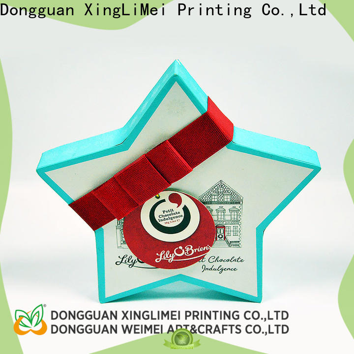 XingLiMei Top custom printed boxes Suppliers for friends