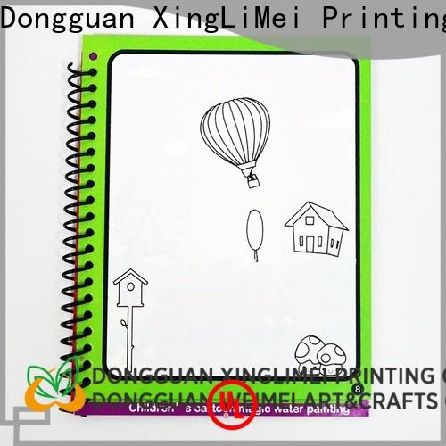 XingLiMei reusable water colouring book manufacturers for lesson