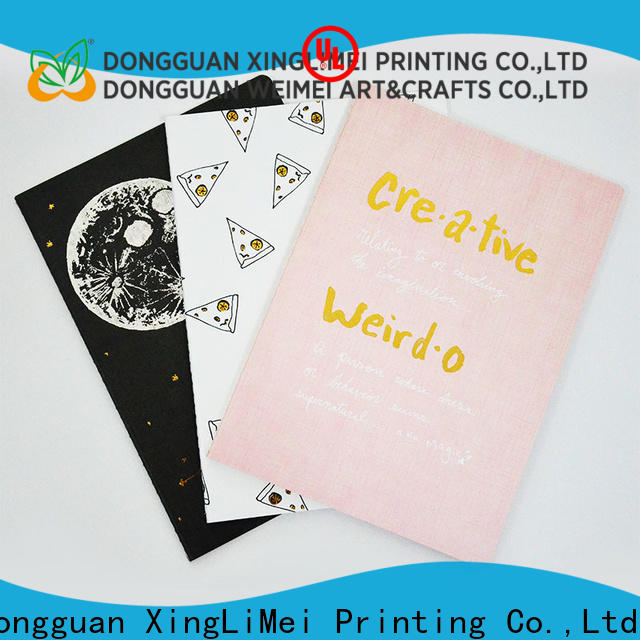XingLiMei Wholesale professional book printing shipped to business for school