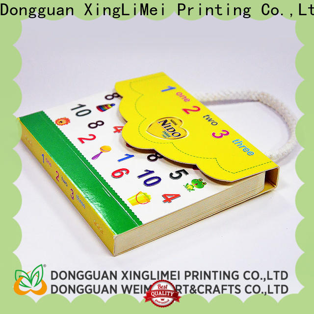 XingLiMei Best professional brochure printing factory for meeting