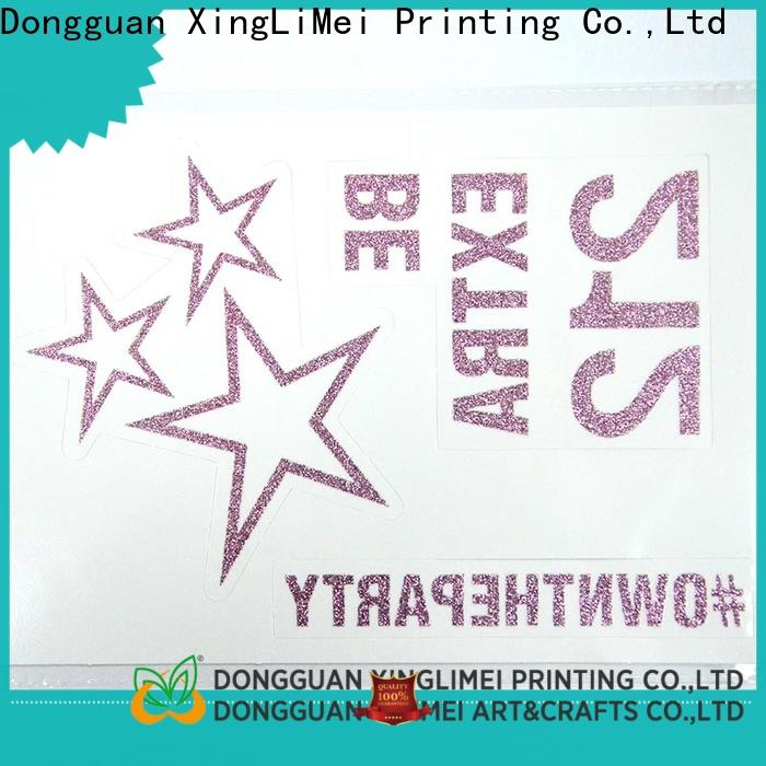 XingLiMei glow uv tattoos Suppliers for make up