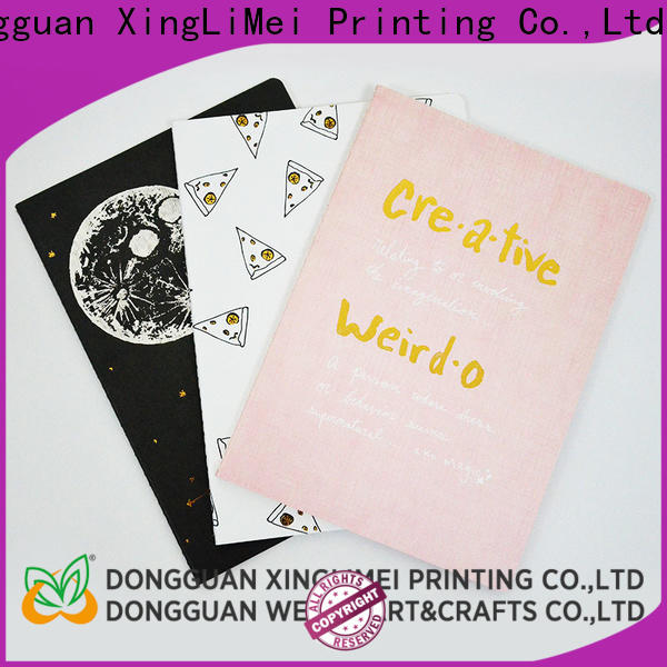XingLiMei journal professional book printing company for meeting