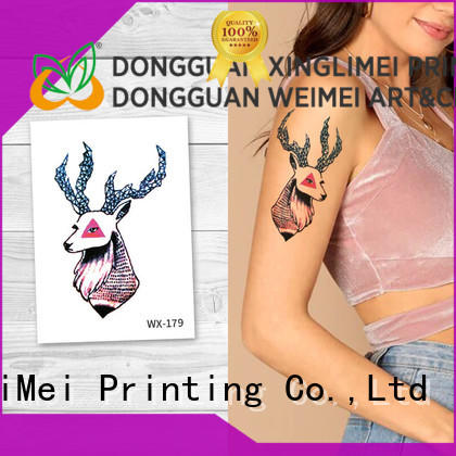 XingLiMei tattoos make your own temporary tattoo prices for wedding